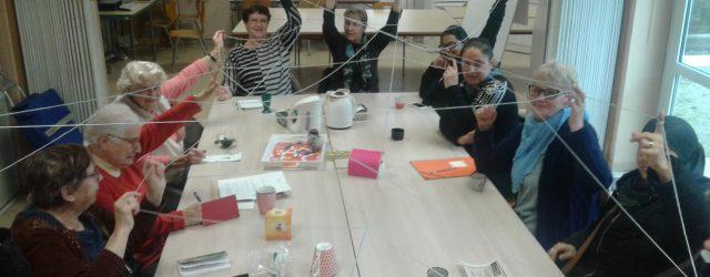 Le groupe vacances a bien avancé dans l'organisation de son départ collectif en juillet à Gruissan… Il se réunit 2 fois par mois pour toute la préparation: choix du lieu, […]