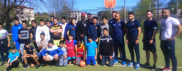 Mercredi 29 Mars 2017, Badr El Garouani, animateur jeunesse, a organisé en partenariat avec le FBBP01, un tournoi de foot sur le City stade du quartier de la Reyssouze. Au […]