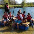 """Le vendredi 13 avril, les jeunes se sont """"mouillés"""" pour tester leurs embarcations ! Nous étions attendus le matin à Bouvent et équipés de gilets de sauvetage et d'une motivation […]"""